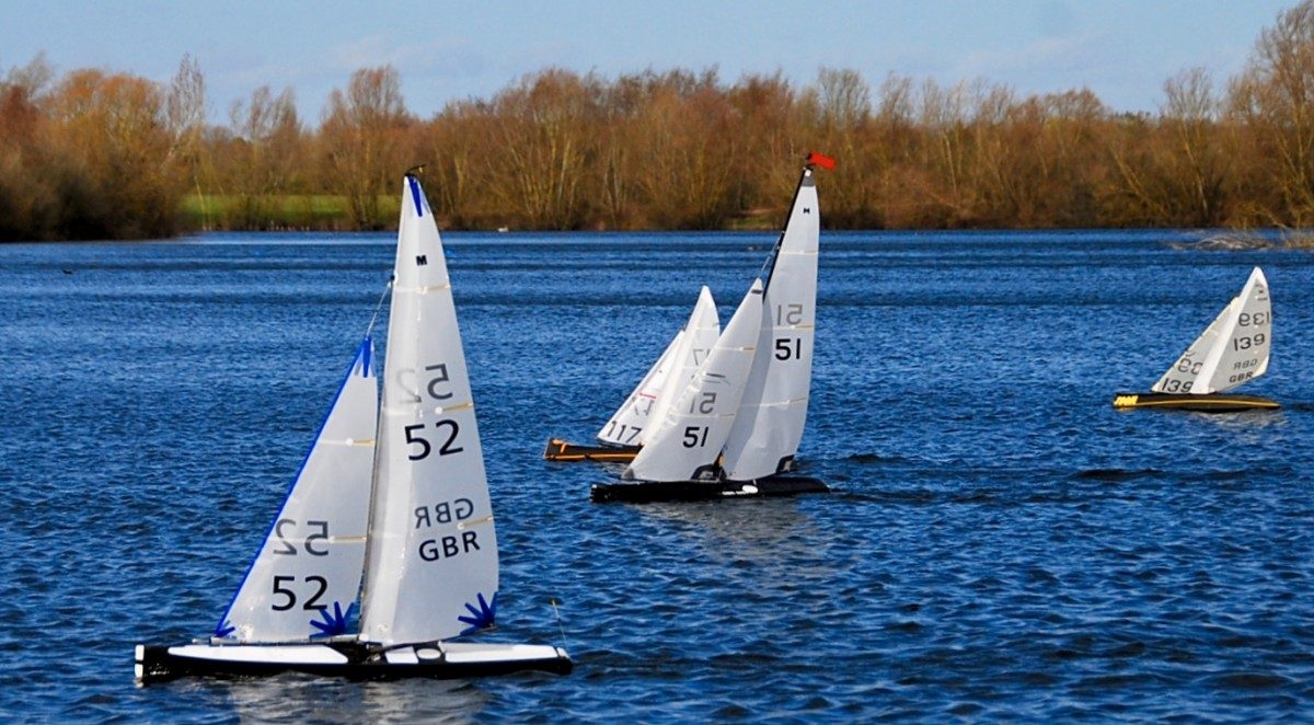 Eventual winner Martin Crysell 52 with C2 on his PRIME NUMBER leading