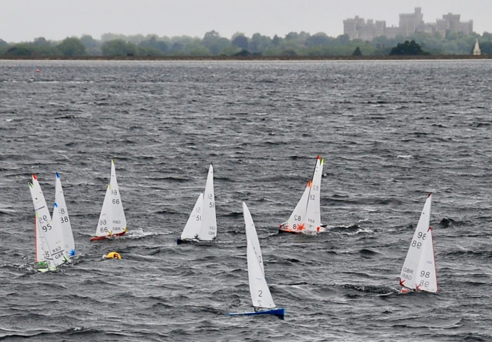 Marblehead Ranking weekend at Datchet 25th-26 May 2019