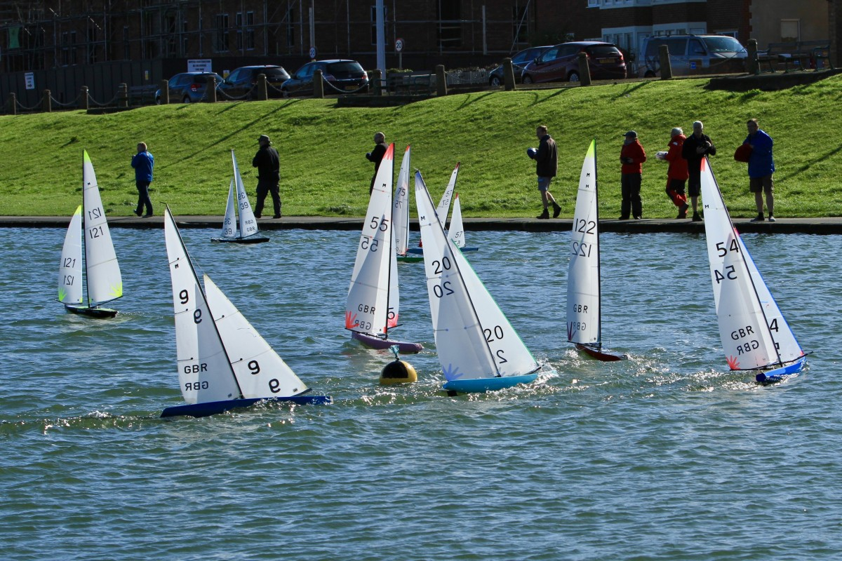Marblehead Ranking Event at Fleetwood 28-29 October 2019